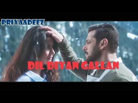 Xxx Mp4 Atif Aslam Dil Diya Gallan Full Song With Lyrics Salman Khan Katrina Kaif 3gp Sex