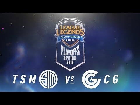 Xxx Mp4 TSM Vs CG NA LCS Spring Playoffs Quarterfinals Game 2 TSM Vs Clutch Gaming 2018 3gp Sex