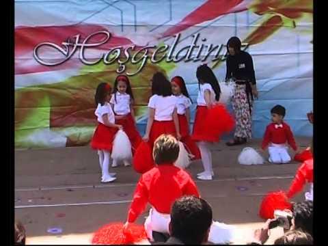 Hayat Bayram Olsa Dansı Gül Sınıfı