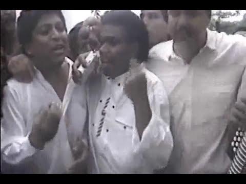 RAFAEL OROZCO SEPELIO CANTANTE DEL BINOMIO DE ORO HACE 24 AÑOS 1992