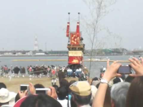 亀崎� �干祭り克3