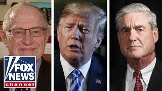 Dershowitz on dangers of a perjury trap for Trump