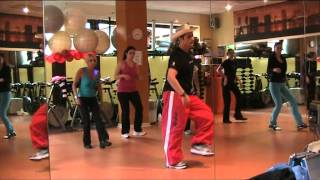 Country Fitness - Anteprima al Relax Center - Udine - Maggio 2012