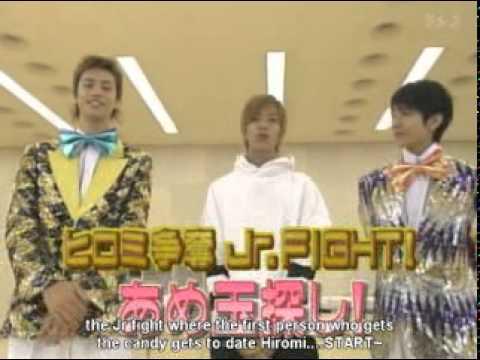 Johnnys Junior Fight full eng sub