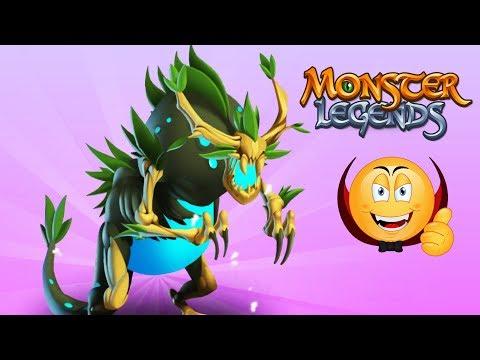 Xxx Mp4 ✅ LEGEND PREDAGELUM BÁ CHỦ CỦA HỒ NƯỚC Monster Legends Game Mobiles Android Ios 3gp Sex