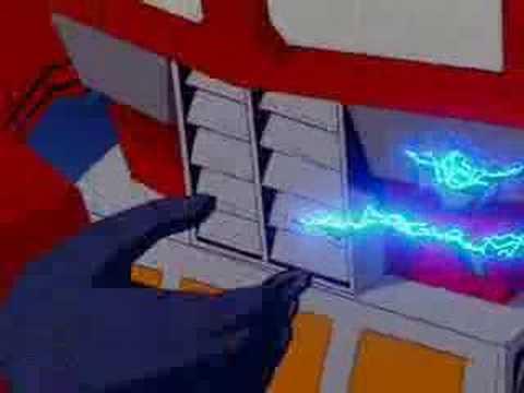 Transformers Optimus Prime vs Megatron Audio Latino