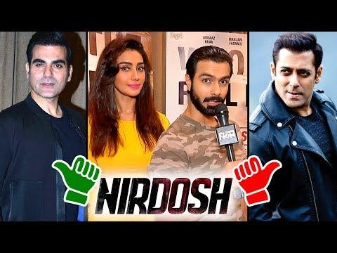 Xxx Mp4 Salman Khan V S Arbaaz Khan Who Is Ashmit Patel Mahek Chahal S Favourite Nirdosh 3gp Sex