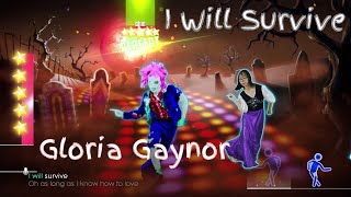 I Will Survive (Sing Along) - Gloria Gaynor [Just Dance 2014] Anna Dance | Just Dance Real Dancer