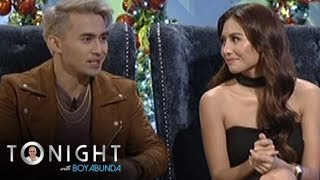 TWBA: Young JV recounts his first impression upon meeting Miho Nishida.