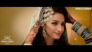 Huda & Farhan - Cinematic Wedding Highlights