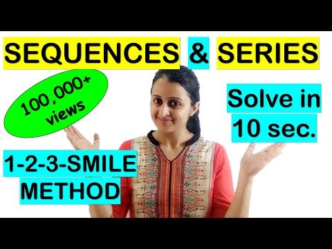 Xxx Mp4 SEQUENCES AND SERIES SHORTCUT TRICK FOR NDA JEE EAMCET KCET COMEDK 3gp Sex