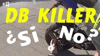 Qué es el DB KILLER? Como suena? + NOTICIAS // JG RIDER Motovlogs en español #13