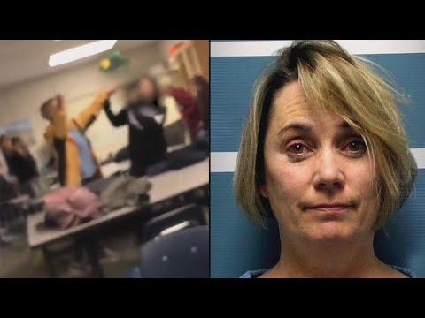 Xxx Mp4 Teacher Who Cut Student's Hair While Singing National Anthem Is Arrested 3gp Sex