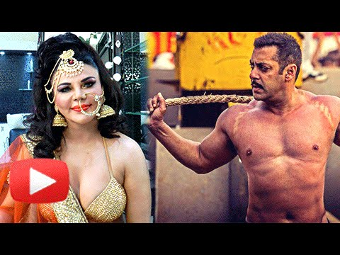 Rakhi Sawant In Love With Salman Khan Sultan