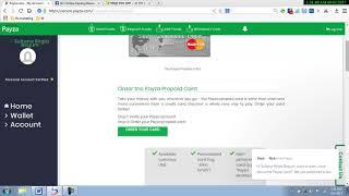 How To Apply Payza Mastercard And Bank Transfer.[Bangla Tutorial]