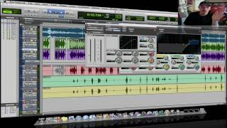 Hip hop Vocal Mixing in Pro Tools 8,9,10,and 11
