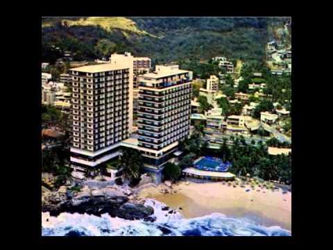 EL antiguo acapulco comparado con el nuevo