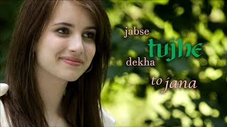 Valentine's day special new love poetry in hindi - Tujhsa koi aur na dekha-by Nitin and Yogesh