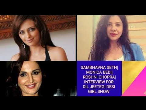 saraswati interview with dil jeetegi desi girl show part 2