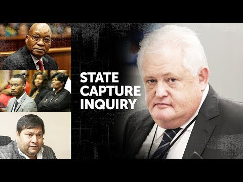 WATCH LIVE StateCaptureInquiry Three ANC MPs and a minister Agrizzi to implicate more officials