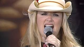 Trisha Yearwood - She's In Love With The Boy (Live at Farm Aid 1999)