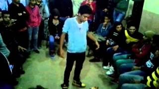 رقص تكسير (اشباح الشرابية ) (سمسم  و  فيفتى  و ابوحديدة و