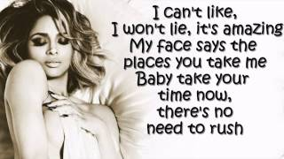 Ciara   Body Party Lyrics On Screen