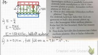 Ergo Fysikk 2 Oblig 5