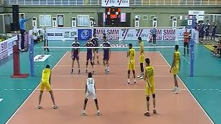 Pakistan Vs Iraq Volley Ball Match at Indonesia 2017