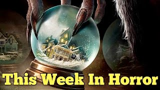 Holiday Horror Movies - Krampus and More! | This Week In Horror | That Hashtag Show