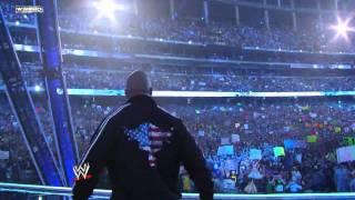 DVD Preview: WrestleMania XXVII - The Rock returns