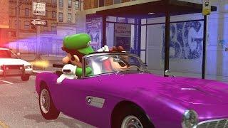 [SFM] Grand Theft Mario