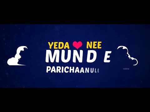 Xxx Mp4 Yedhalo Oka Mounam Lyrical 3 MOVIE Anirudh Ravichander 3gp Sex