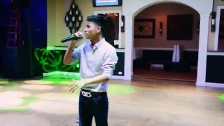 Aca entre nos - Vicente Fernandez cover karaoke por Sobe Guzman