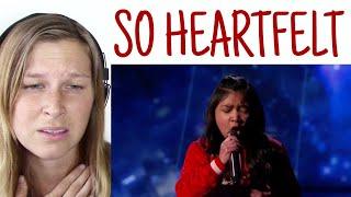 ANGELICA HALE - CLARITY ( America's got talent 2017 )   REACTION