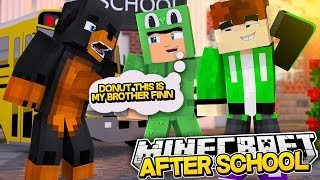 Minecraft - AFTER SCHOOL - LITTLE LIZARD