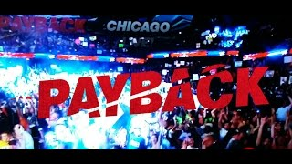 WWE PAYBACK 2016 FULL SHOW - WWE PAYBACK 2016 LIVE SHOW Commentary