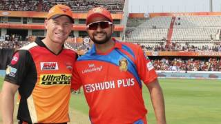 IPL 2017: Highlights of Sunrisers Hyderabad (SRH) vs Gujarat Lions (GL)