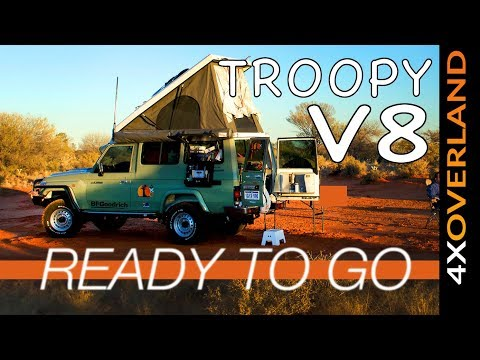 THE TROOPY IS READY. AndrewSPW Land Cruiser build-15