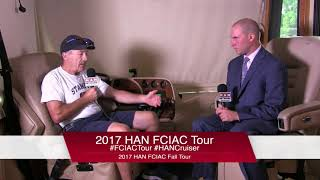 HAN FCIAC Fall Tour 2017: Stamford Cross Country Coach Frederick Kelley