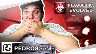Pedro je zákeřný virus   Plague Inc: Evolved