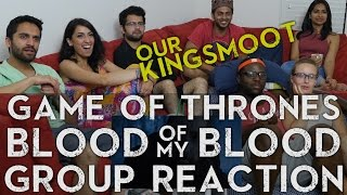 Game of Thrones - 6x6 Blood of my Blood - Group Reaction