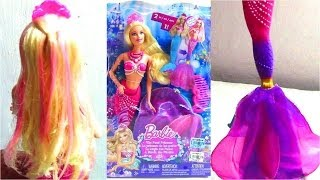 Barbie the Pearl Princess Mermaid 2 in 1 - Barbie Doll Collection