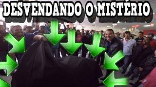 FABINHO DA HORNET - MOSTRANDO A MINHA MOTO NOVA !!!! CHEGA DE SUSPENSE !!!