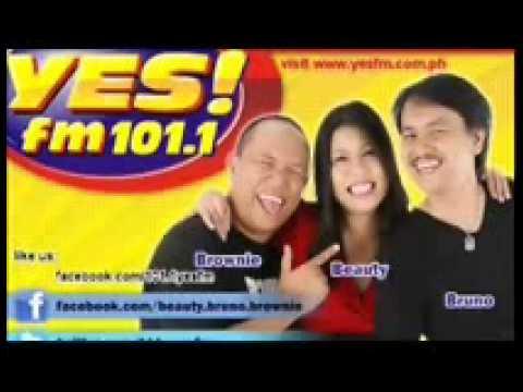 101.1 YES FM JOKE YUN AY AYMBOT PART 1