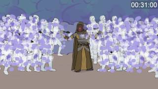 Star Wars: Knights of The Old Republic STORYLINE EXPLAINED in 3 minutes! (Star Wars Animation)