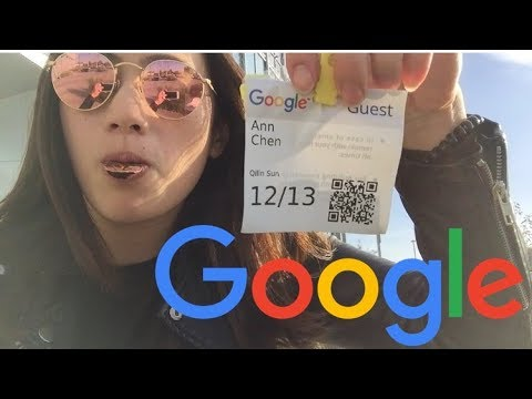 Google Sunnyvale Campus tour