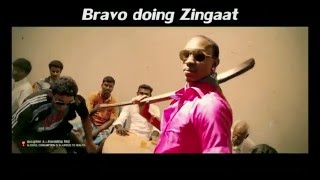Zing Zing Zingaat Song Dance by DJ BRAVO - Sairat full movie | Ajay Atul new song