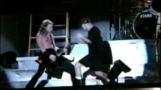 Metallica w/ Rob Halford - Rapid Fire  - Miami, FL, USA 1994
