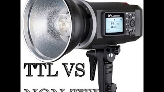 TTL VS Non-TTL Which One? Gym Discussion